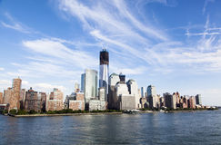 Lower Manhattan Stock Photo
