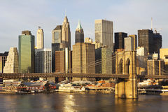 Lower Manhattan Stock Photography