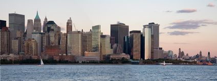 Lower Manhattan Stock Photos