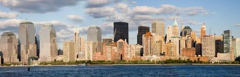 Lower Manhattan Imagenes de archivo