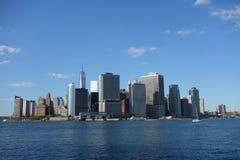 Lower Manhattan 16 Fotografía de archivo