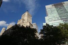 Lower Manhattan 2 Arkivbilder