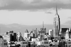 Lower Manhattan royalty free stock images