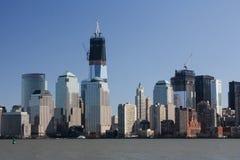 Lower Manhattan 2012 Fotografie Stock Libere da Diritti