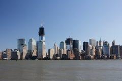 Lower Manhattan 2012 Fotografie Stock