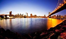Lower Manhattan Royalty Free Stock Image