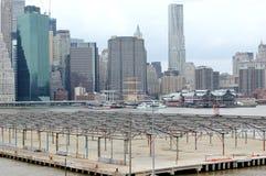 Lower Manhattan, New York City Royalty Free Stock Photography