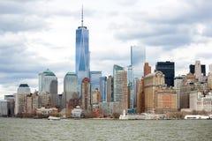 Lower Manhattan Royalty Free Stock Photos
