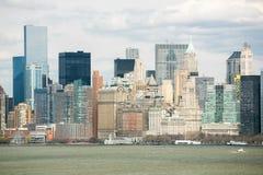 Lower Manhattan Stock Photos