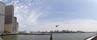 Lower Manhattan in New York Royalty Free Stock Photo