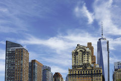 Lower Manhattan, New York Royalty Free Stock Images