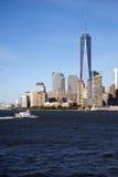 Lower Manhattan, NY Royalty Free Stock Image