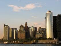 Lower Manhattan NYC fotografia de stock