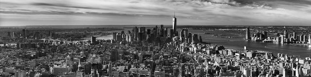 Lower Manhattan Royalty Free Stock Photos