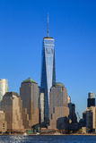 The Lower Manhattan Skyline Stock Photography