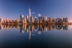 Lower Manhattan Stock Image