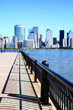 The Lower Manhattan Skylines Stock Photos