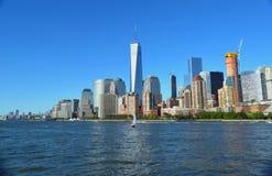 Lower Manhattan Stock Photography