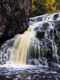 Lower Onion River. Water Fall stock photo