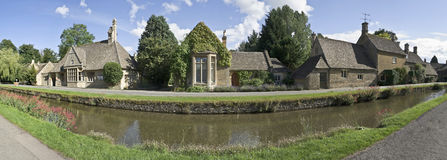 Lower slaughter royalty free stock image