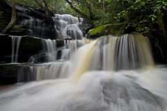 Lower Somersby Falls 5 Royalty Free Stock Image