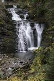 Lower sweetcreek falls. Royalty Free Stock Photo