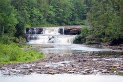 Lower Tahquamenon Falls Royalty Free Stock Photos