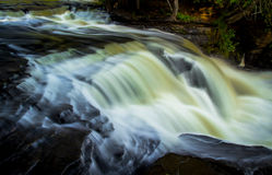 Lower Tahquamenon Falls Royalty Free Stock Photos