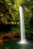 Lower Tavoro Waterfalls in Bouma National Heritage Park, Taveuni Royalty Free Stock Photography