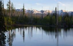 Lower Twin Lake Stock Image