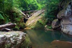Lower Vera Falls 2 Royalty Free Stock Photography