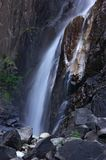 Lower Yosemite Falls Royalty Free Stock Images