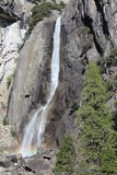 Lower Yosemite Falls California Stock Images