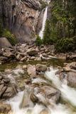 Lower Yosemite Falls royalty free stock photos