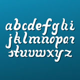 Lowercase Alphabet Letters Stock Images