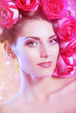 Lowers beaute Royalty Free Stock Photo