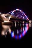 Lowery-Alleen-Brücke in Minneapolis Stockfotografie