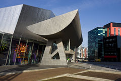 Lowery Centre - Salford Quays - England Stock Photo