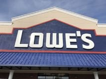 Lowes Stock Image