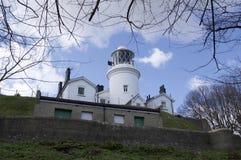 Lowestoft灯塔 免版税图库摄影