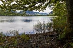 Loweswater,英国湖区, Cumbria,英国 免版税库存照片