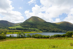 Loweswater Lake District Cumbria England UK Royalty Free Stock Images
