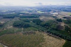 Lowlands, Scottland Stock Image
