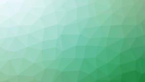 lowploly抽象绿色传染媒介梯度许多三角背景用于设计 库存照片