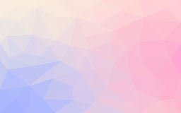 Lowpoly background abstarct pattern. Design royalty free illustration