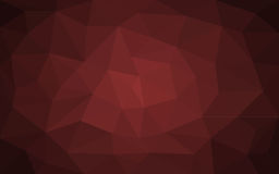 Lowpoly background abstarct pattern Stock Image