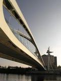 lowry χιλιετία γεφυρών για πε& στοκ φωτογραφίες με δικαίωμα ελεύθερης χρήσης
