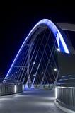 Lowry Avenue Bridge Walkway Royalty Free Stock Photo