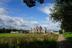Lowther slott fotografering för bildbyråer