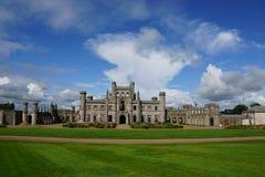 Lowther slott royaltyfria foton